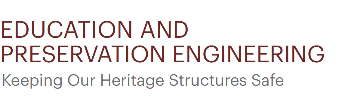 Education and Preservation Engineering